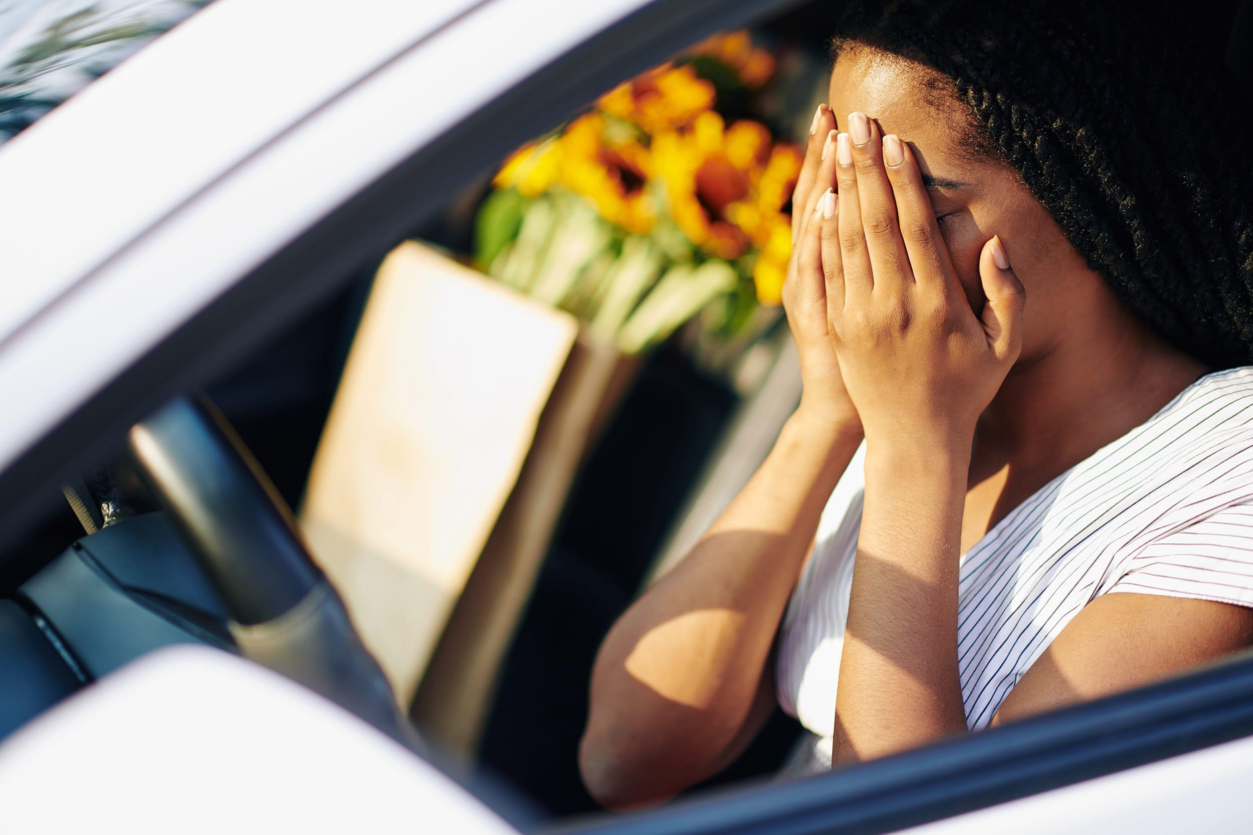 Verkehrsunfall Parkunfall Wie verhalte ich mich?